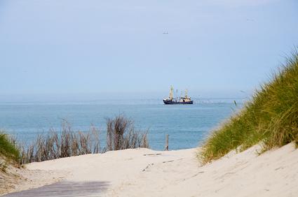 Alle Kinder an Bord. Mit der MS Hauke geht es auf Krabbenfang in der Nordsee. Foto: Fotolia  wome