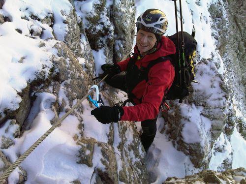 Klettersteigset Kind : Mit kindern am klettersteig klettersteigkurs und familie