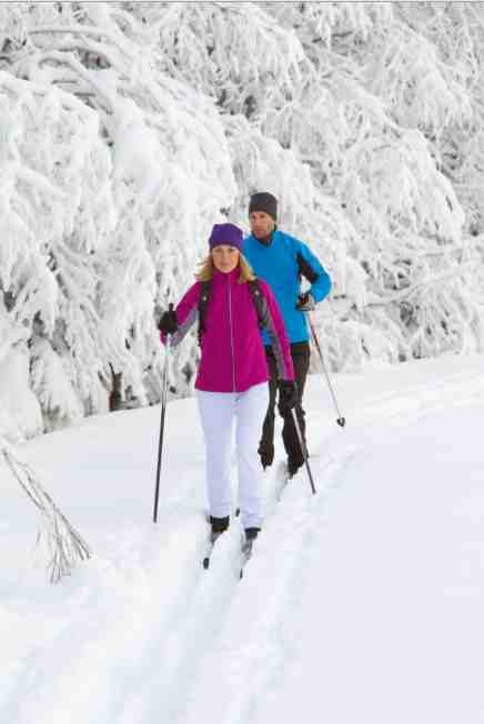 Backcountry skiing / Offtrack Cruising ist ein Trend, der von Skandinavien und Nordamerika zu uns kommt.Foto: (c) Atomic
