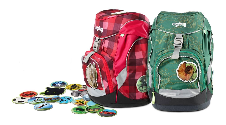 Mit Ergobag lässt sich die Schule leichter (er)tragen.  Foto: (c) Ergobag