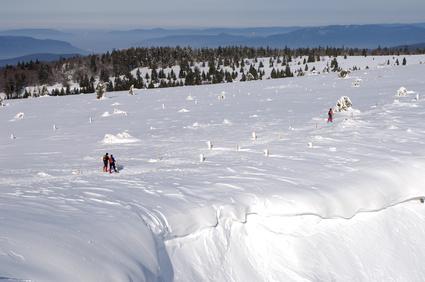 Die Vogesen ideal für Reisen mit Kindern, auch im Winter.Foto: © Falk - Fotolia.com
