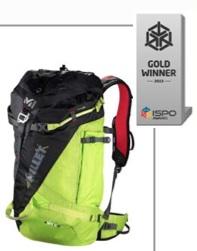 Die Matrix für den Erfolg bei den ISPO Awards 2013 hat Millet mit dem Matrix Rucksack.Foto: (c) Millet