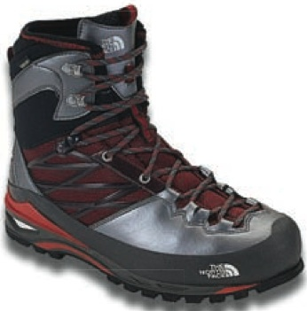 Ein Allrounder der auch Steigeisen verträgt: Der The North Face Verto S4K GTX.Foto: (c) The North Face
