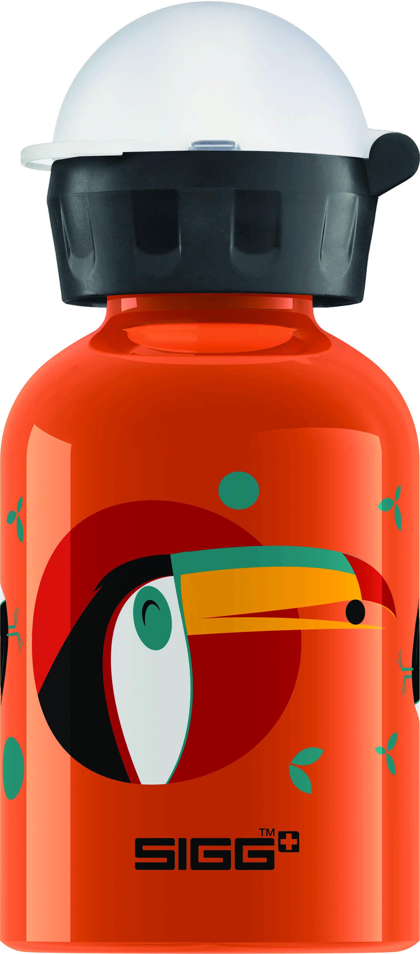 Da lacht der Urwald-Vogel. Sigg schützt zusammen mit Cuipo den Regenwald. Foto: (c) SIGG