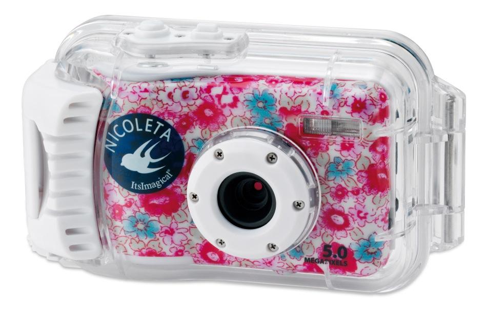 Diese Digital Kammera für Kinder hält was aus und macht tolle Fotos / Videos: My Camera Nicoleta.  Foto: (c) Imaginarium