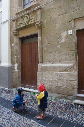Auch im Regen machen die Sandalen eine gute Figur. Foto: (c) Kinderoutdoor.de