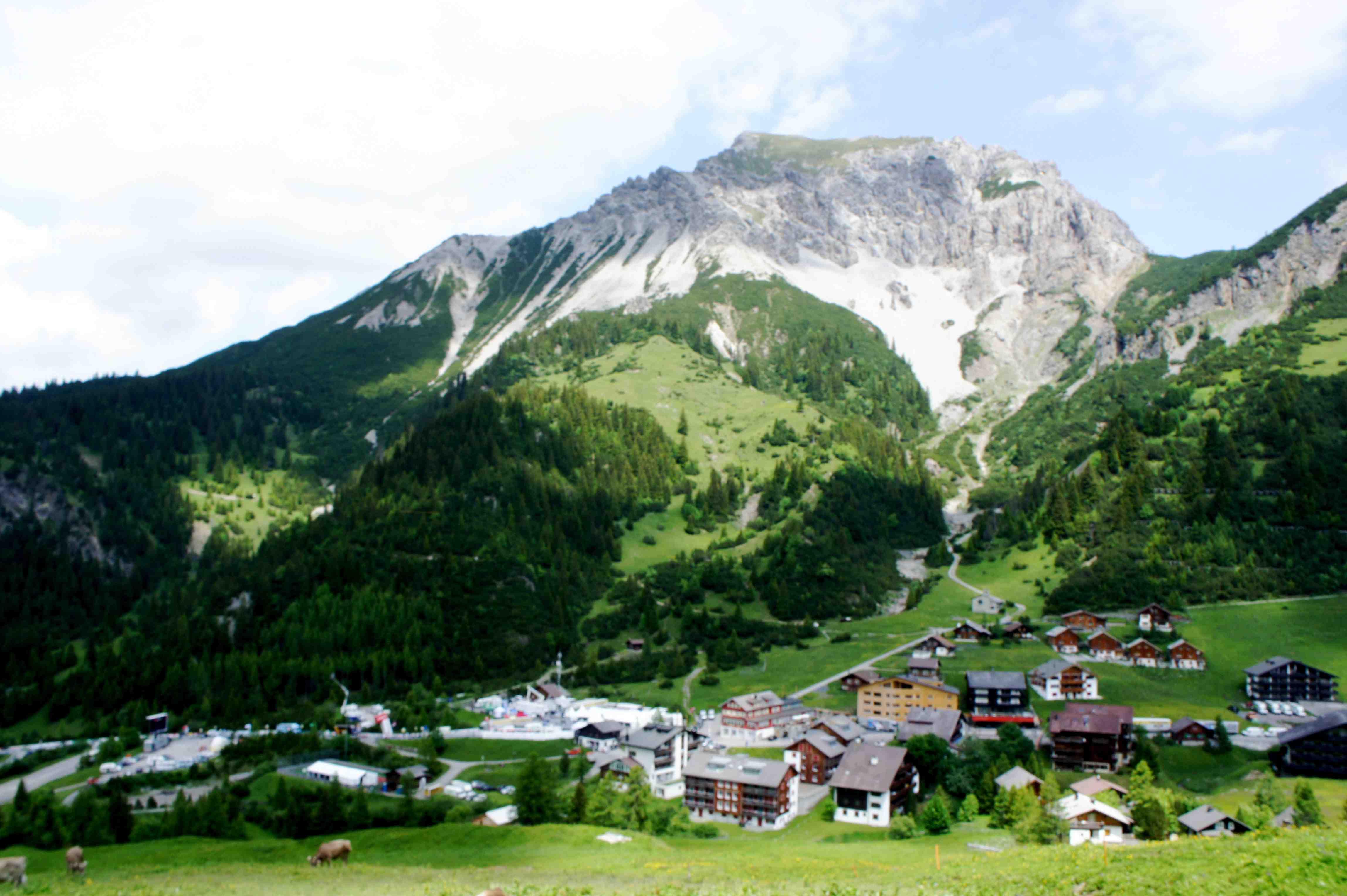 Malbun. Im Winter der Wintersportort von Liechtenstein und im Sommer ideal zum Wandern mit der Familie. Foto: (c) Kinderoutdoor.de