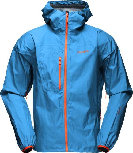 Das Norröna Bitihorn Gore-Tex Active Jacket hat sich bei der Wintertour zur Blaueishütte bewährt.  Foto: (c) Norröna