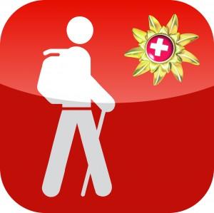 App in die Schweiz zum Wandern! Auf der Swiss Hike App sind 32 ausgewählte Wandertouren vorgestellt. Foto: (c) myswitzerland.com