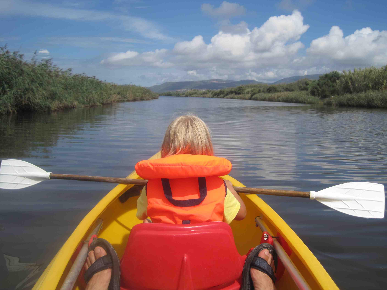 Eine Packliste für den Urlaub im Kanu erspart Euch viel Ärger und die Mannschaft meutert nicht.  Foto: (c) Kinderoutdoor.de