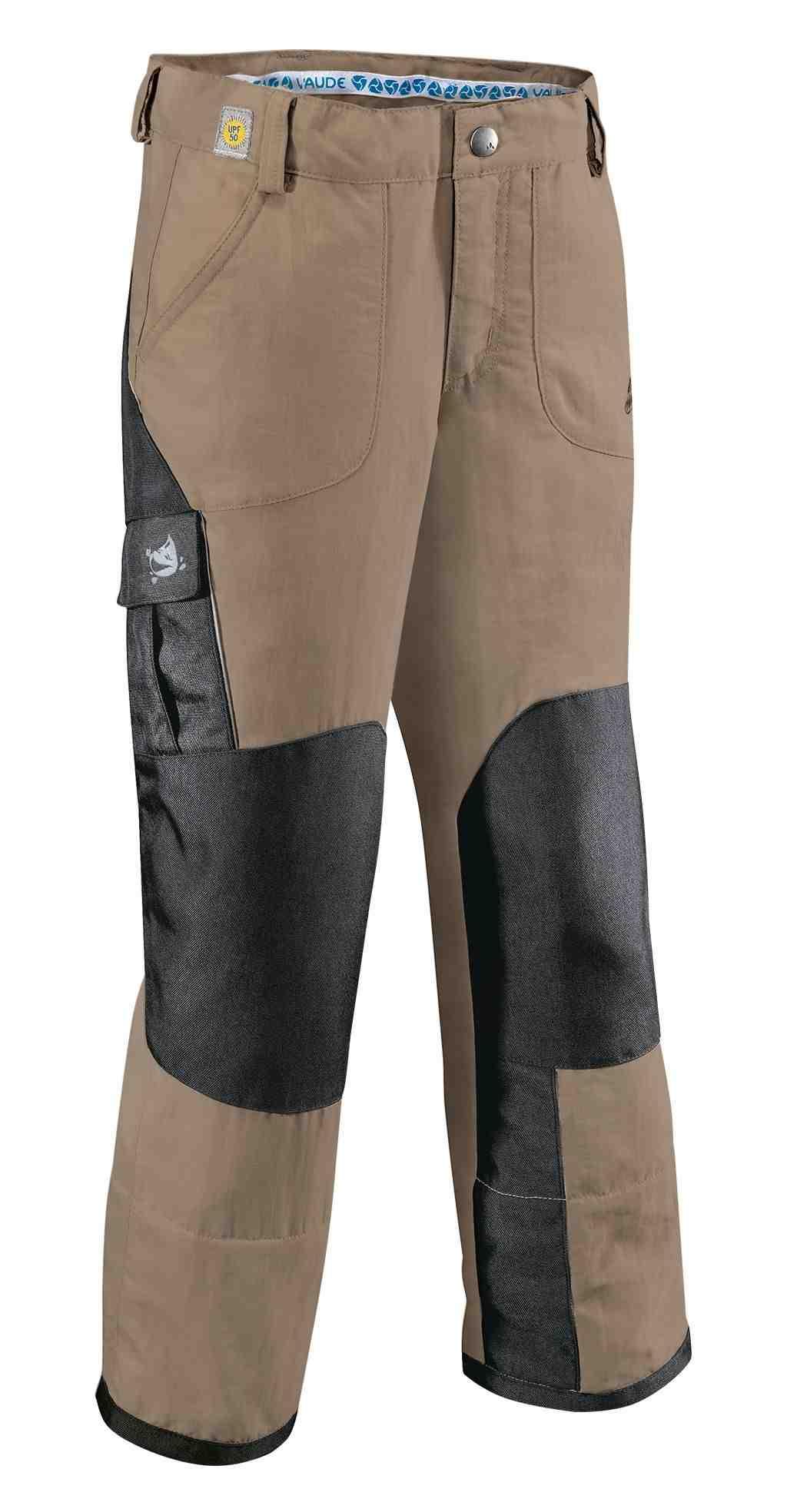 Eine Outdoor-Hose für Kinder die leicht, sicher und ökologisch ist: Die Kids Sippie Pants von Vaude. Foto:(c) Vaude