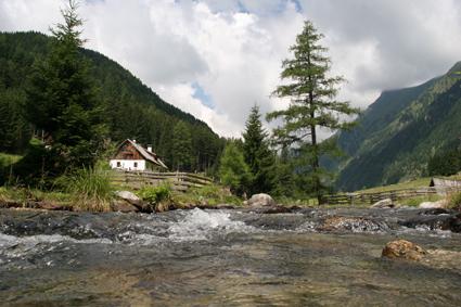 Kanada? Alaska? Nein! Die Nocky Mountains am Katschberg. Pure Natur wartet auf die Outdoor Kids. Foto: (c) Tourismusregion Katschberg