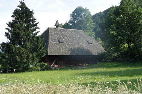 Idylle pur! Mit Kindern im Schwarzwald wandern ist etwas für Entdecker.  Foto: (c) Kinderoutdoor.de
