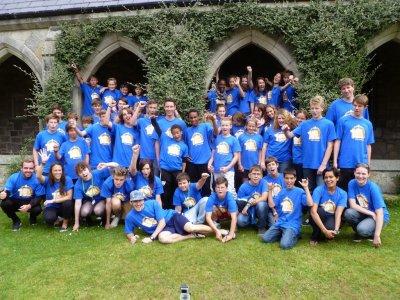 Camp Adventure bietet für Kinder von 8 - 12 und Jugendliche von 12 - 16 ein Sports und Language Camp in Irland an. Kinderoutdoor.de User  bekommen Rabatt. Foto: (c) Campadventure.de