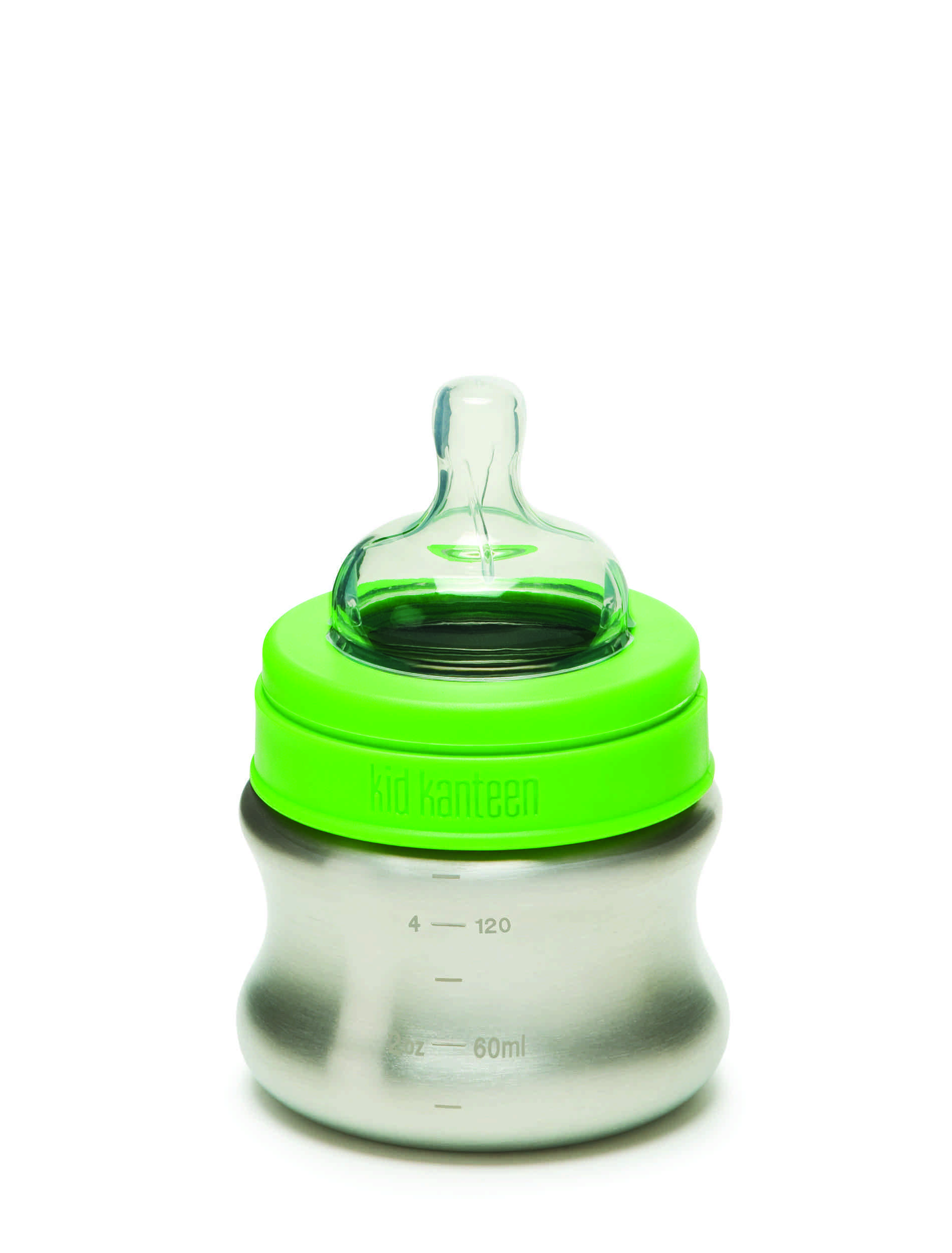 Eine Edelstahl Trinkflasche von Klean Kanteen für die ganz kleinen Outdoorer ist garantiert BPA frei. Foto (c) Klean Kanteen