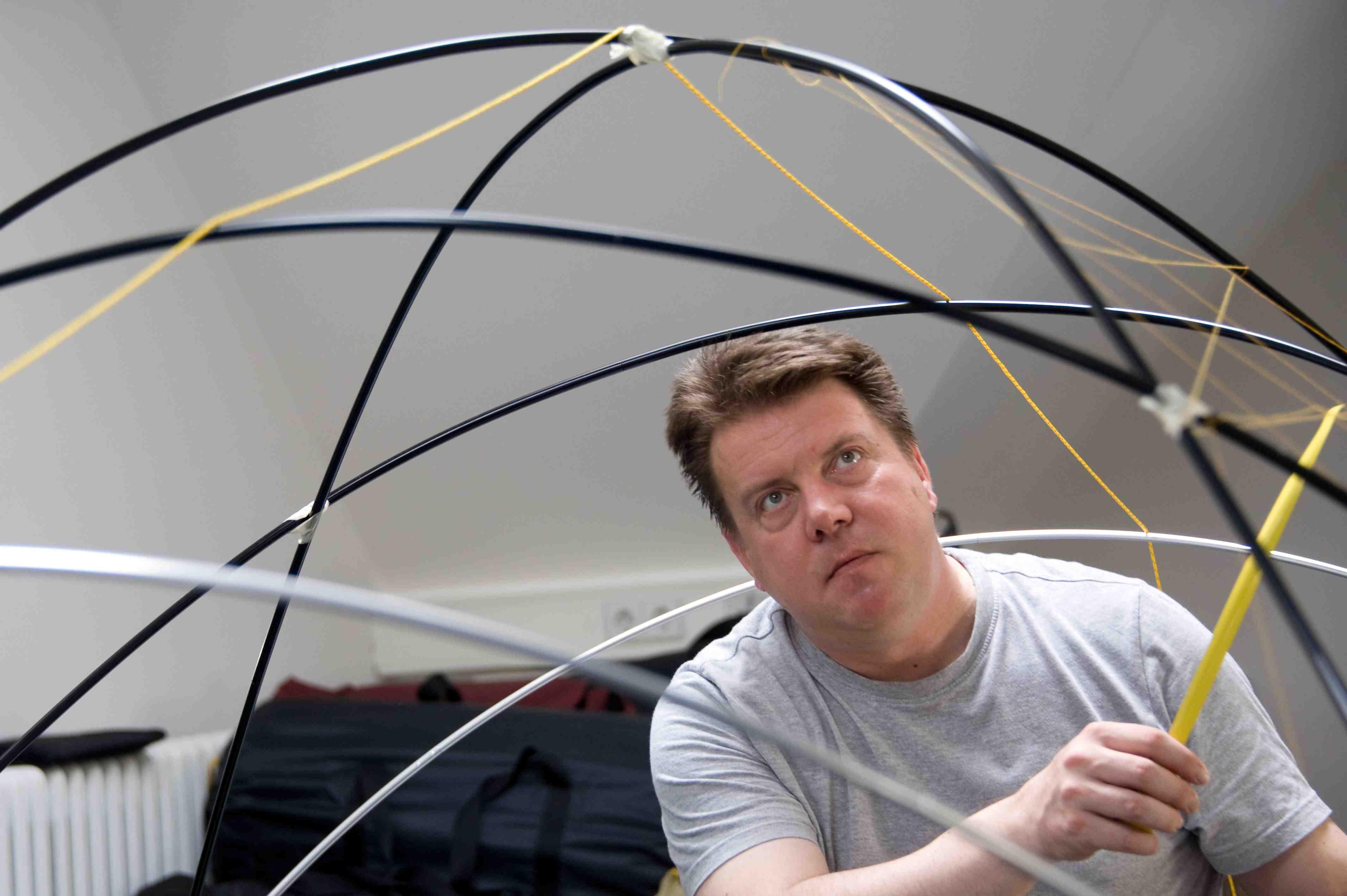 Jörg Schulze, Brand Manager von Wechsel Tents empfiehlt Vorüberlegungen anzustellen, bevor Outdoorer ein Zelt kaufen. Sie sollten sich fragen: Wo fahre ich mit dem Zelt hin und wie oft nutze ich es?   Foto: (c) Wechsel Tents