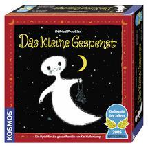 """Ein tolles Reisespiel ist """"Das kleine Gespenst"""". Kurzweilig, wundeschön gestaltet und einfach zu spielen. Foto: (c)  Kosmos Verlag"""