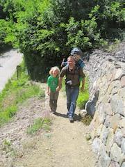 Wie gut sind Merrell Schuhe für Kinder? In Südtirol haben wir es ausprobiert. Foto:(c) Kinderoutdoor.de