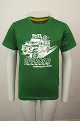 Offroad. Der Name ist Programm bei dem neuen Abenteuer T-Shirt von elkline. Foto: elkline