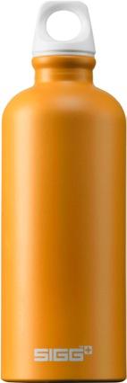 Elements. Sigg zeigt dem Herbst, wie bunt Alu Trinkflaschen sein können und präsentiert die neue Kollektion Elements. Foto: (c) Sigg Ag