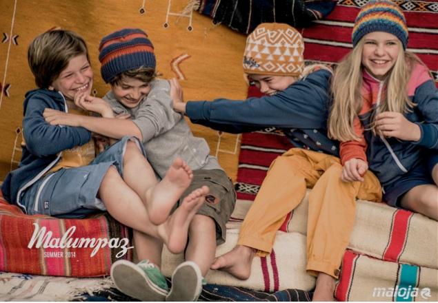 Maloja Kleidung für Outdoor Kinder kommt erstmals im Winter 2013 und Sommer 2014 in die Läden. Foto: (c) Maloja