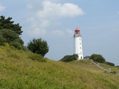 Jetzt ist es amtlich: Hiddensee ist als erste familienfreundliche Insel ausgezeichnet.  Foto: (c) deinostseeurlaub.de  / pixelio.de