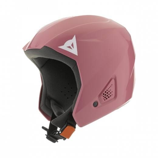 Dainese zeigt mit dem Snow Team JR Helmet, wie gut ein Kinderhelm mit einem vernünftigen Preis aussehen und funktionieren kann. Foto; (c) Daines