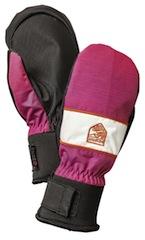 Handschuhe für aktive Kinder: Der Trick CZone JR von Hestra, auch als Fünf-Finger erhältlich. Foto: (c) Hestra
