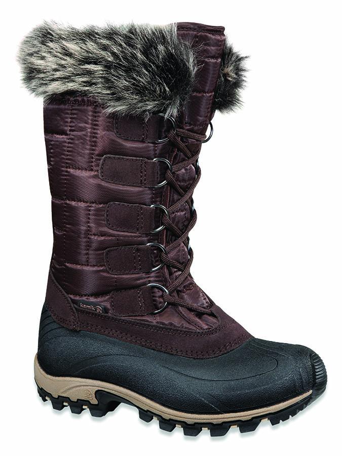Der Scralet J2 von Kamik ist ideal für Kinder, die im Winter wert auf einen warmen Stiefel und tolles Design legen. Foto. (c) Kamik
