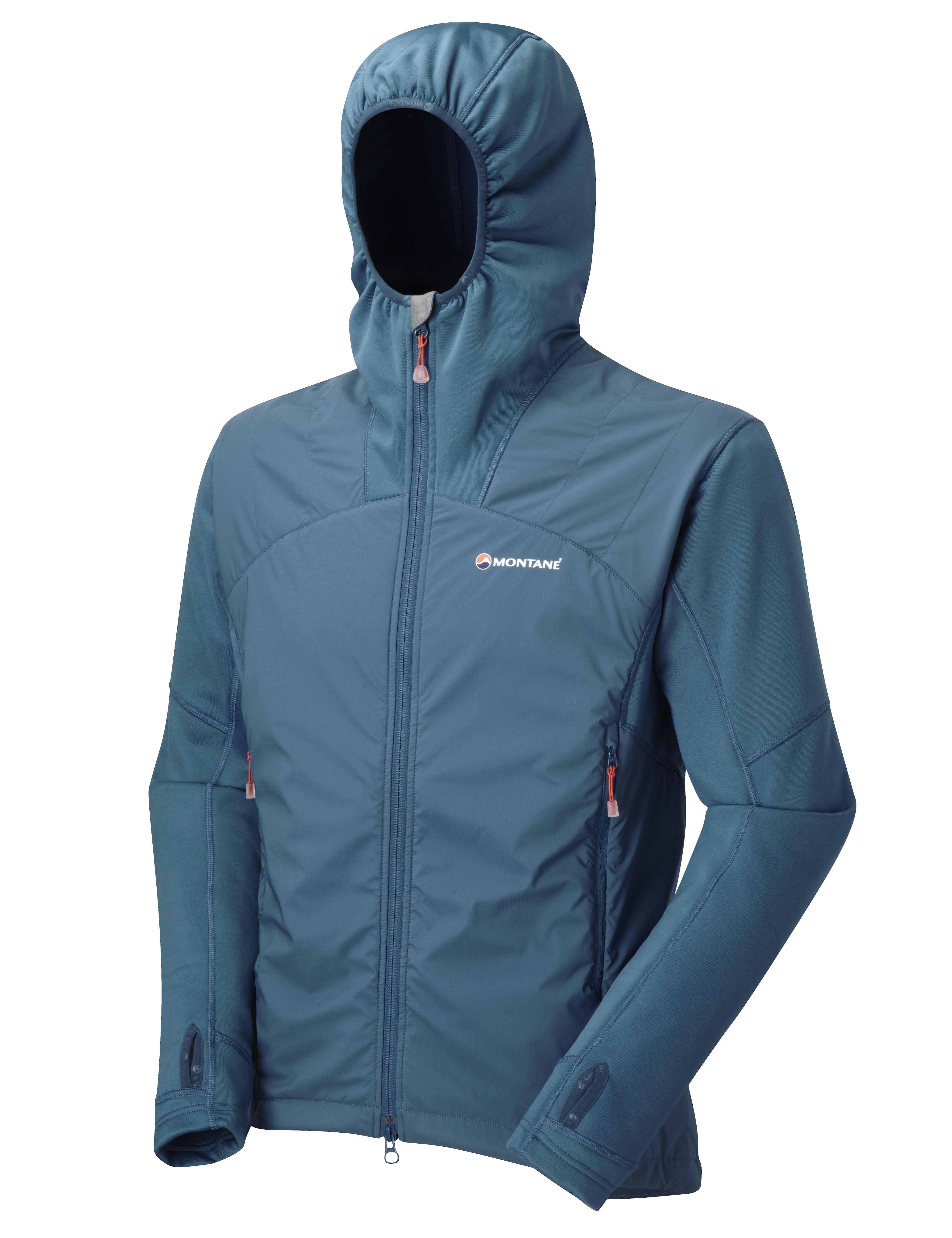 Für Wanderer, Kletterer und Skitourengeher ist die Outdoor Jacke Alpha Guide Jacket von Montane eine gute Wahl. Foto: (c) Montane