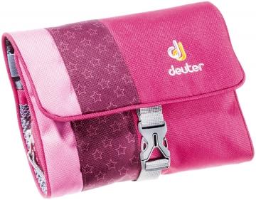 Deuter räumt auf! Der Wash Bag I Kids ist das transportable Badezimmer. Foto. (c) Deuter