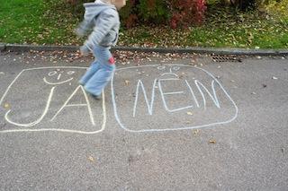 Ganzer Einsatz ist beim Tierquiz angesagt.  Foto: (c) Kinderoutdoor.de