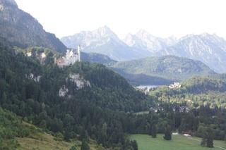 Wandern mit den Kindern zu Königs! Eine Tagestour vom Tegelberg nach Schloß Neuschwanstein. Foto: (c) Kinderoutdoor.de