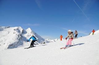 Alles Bobby oder was? Beim Skiurlaub mit Kindenr hat sich die Region Obertauern ein attraktives Sparprogramm einfallen lassen.  © Obertauern Obertauern/ Salzburger Land/ A | ober104