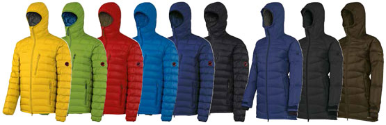Mammut Broad Peak Light Die Mammut Jacke Broad Peak