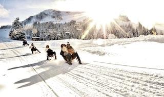 Ein verhext schöner Winterurlaub in Österreich: Im Söller Hexenwinter gibt es heuer auf und abseits der Pisten jede Menge zu erleben. Foto: pro.media kommunikation