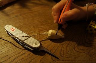 Nun malt Ihr die Mäuse an. Foto: (c) Kinderoutdoor.de