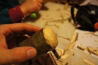 Nun ist das Nilpferd bald komplett. Foto(c) Kinderoutdoor.de