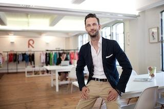 """Jan Mangold, Reima Country Manager für Deutschland und Österreich: """"Wir setzen vor allem auf zeitloses Design, damit unsere Produkte nicht aus der Mode kommen und weitergereicht statt weggeworfen werden"""" Foto: (c) Reima"""