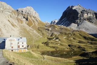 Berghütten sind im Winter und in der kommenden Saison 2014 ein lohnendes Ziel für Familien. Die Alpenvereine haben sich für Familien einiges einfallen lassen.  Foto: (c) Kinderoutdoor.de