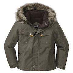Neue Jck Wolfskin Jacken für Jugendliche: Dazu gehört das Boys Omaha Jacket.  Foto: (c) Jack Wolfskin