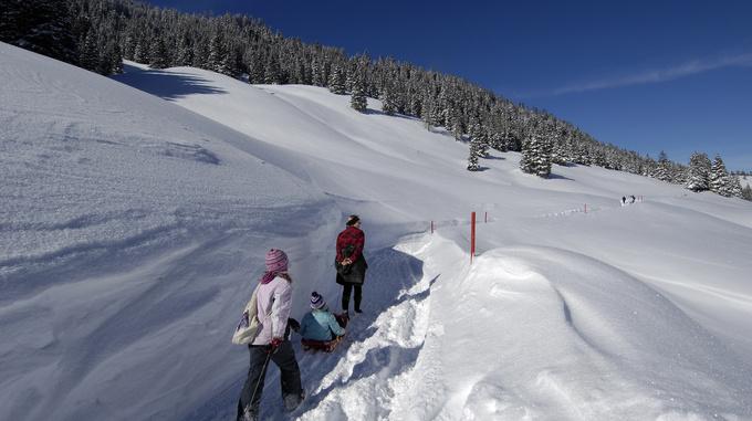 Winterurlaub mit Kindern in Liechtenstein: Fein, fürstlich und familiär! Foto: (c) Liechtenstein Marketing