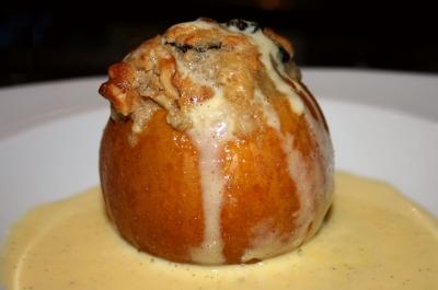 Bratapfel Rezept: Einfach und lecker ist einfach lecker! Foto: (c) w.r.wagner  / pixelio.de