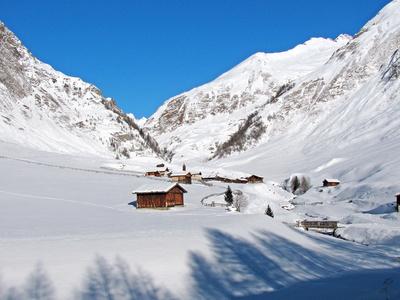 Südtiorl im Winter: Idylle pur! Foto (c) Thommy Weiss  / pixelio.de