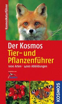 Weihnachtsgeschenke Ideen ist unsere neue Serie: Wir starten mit dem Kosmos Tier- und Pflanzenführer. Foto: (c) Kosmos Verlag
