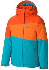 Skibekleidung in der es den Kindern warm wie einem Murmeltier ist kommt von Marmot mit dem Moonstruck Jacket. Foto(c) Marmot