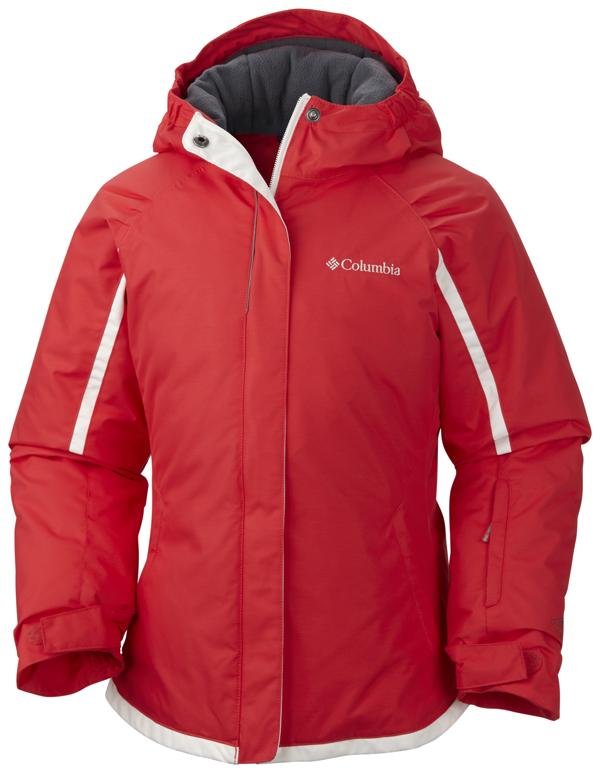 Eine Outdoor Jacke die richtig warm gibt: Alpine Action Jacket von Columbia. Foto: (c) Columbia