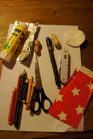 Unsere Basteltipps kommen ohne viel Material und Werkzeug aus. Alles was Ihr braucht findet Ihr zuhause. Foto: (c) Kinderoutdoor.de