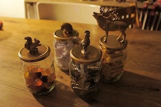 Basteln mit Kinder: Ein Geschenk-Glas für alle Fälle. foto (c) Kinderoutdoor.de