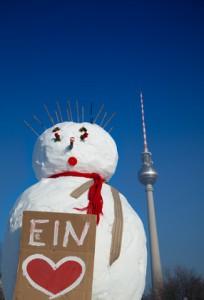 Berlin: Ick rodel Dir! Foto: © Felix Jork – Fotolia.com